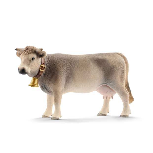 Braunvieh Kuh