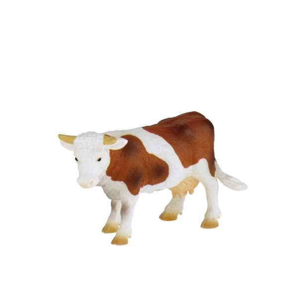 Cow Fanny brown/white