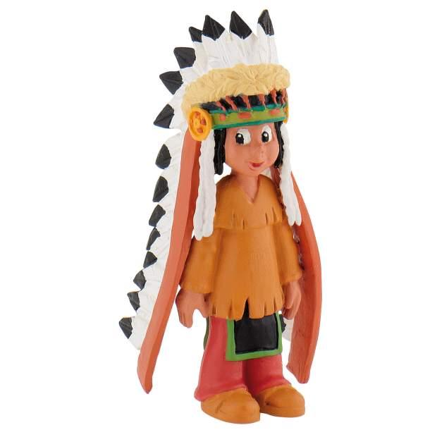 Yakari with Feather Headdress
