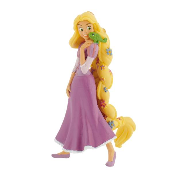 WD Rapunzel with Flowers