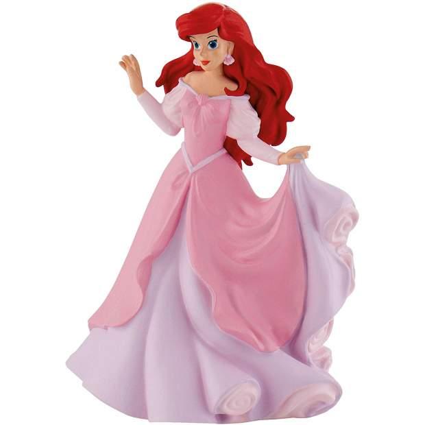 Bullyland - Walt Disney - Arielle im rosa Kleid