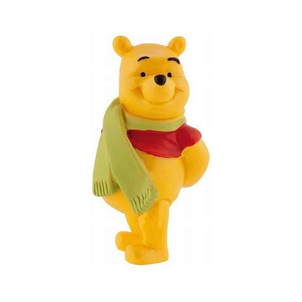 WD Winnie Pooh with scarf