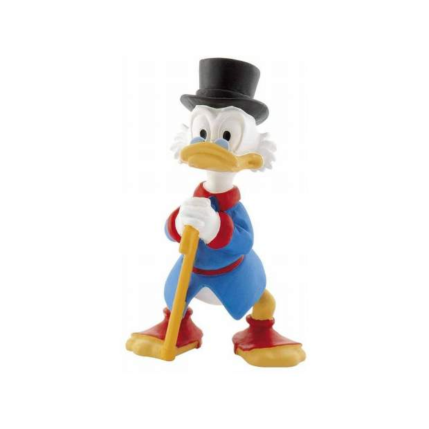 Mickey Mouse - Dagobert Duck