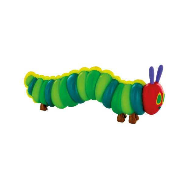 Very Hungry Caterpillar walkin