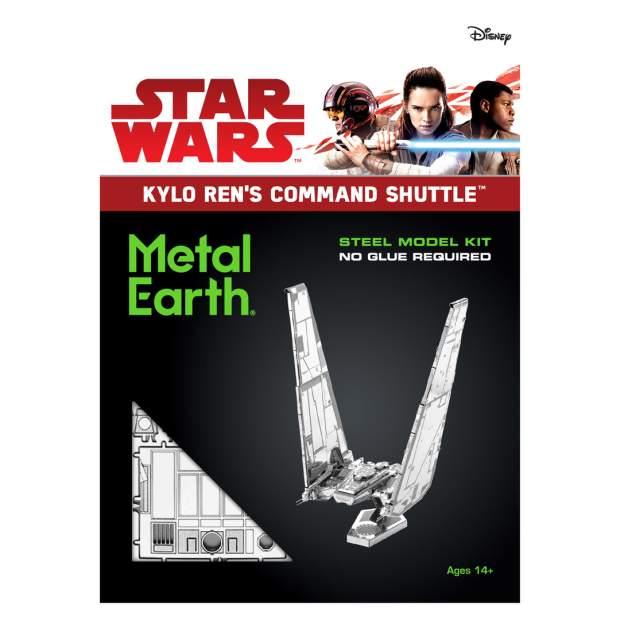Metal Earth: Kylo Ren´s Command Shuttle