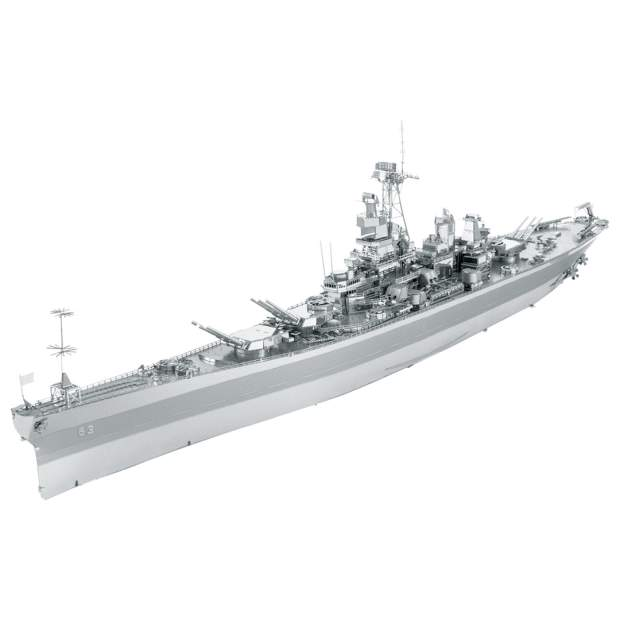 Metal Earth: Iconx USS Missouri