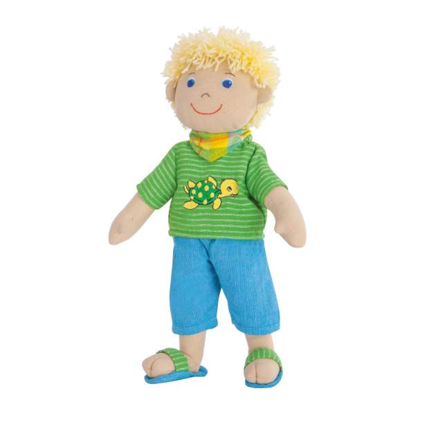 "Fair Trade Puppe ""Max"", 32cm"