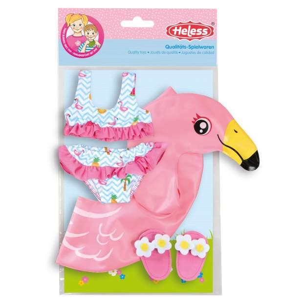 """Flamingo-Schwimmset """"Ella"""", Gr. 35-45cm"""