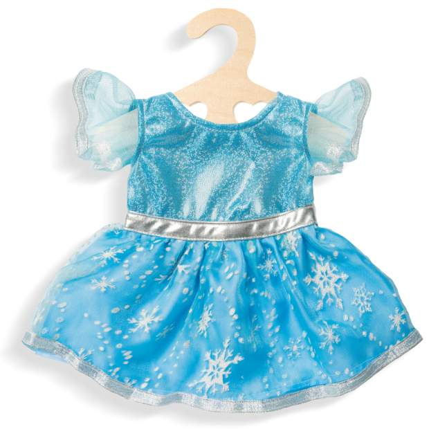 "Kleid ""Eis-Prinzessin"", Gr. 35-45cm"