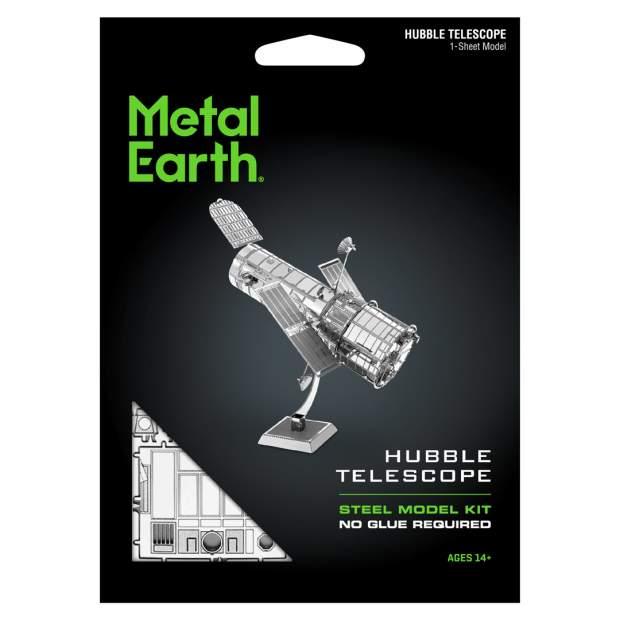 Metal Earth: Hubble Telescope