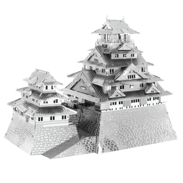 Metal Earth: Iconx Osaka Castle