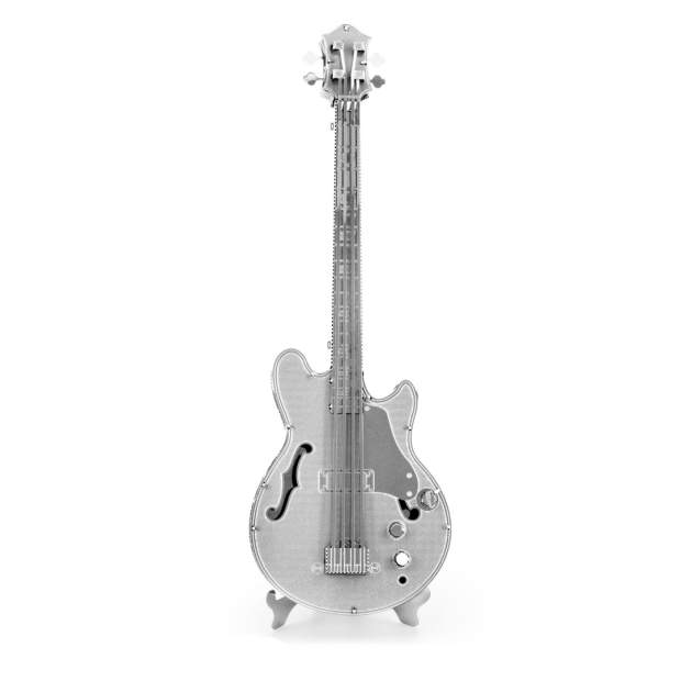 Metal Earth: Electric Bass Guitar