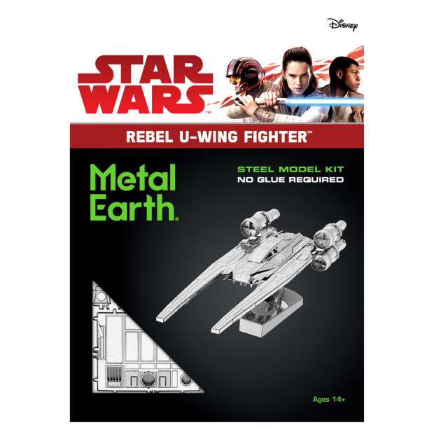 Metal Earth: STAR WARS Rogue One U-Wing Fighter