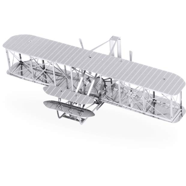 Metal Earth.: Wright Brothers Airplane