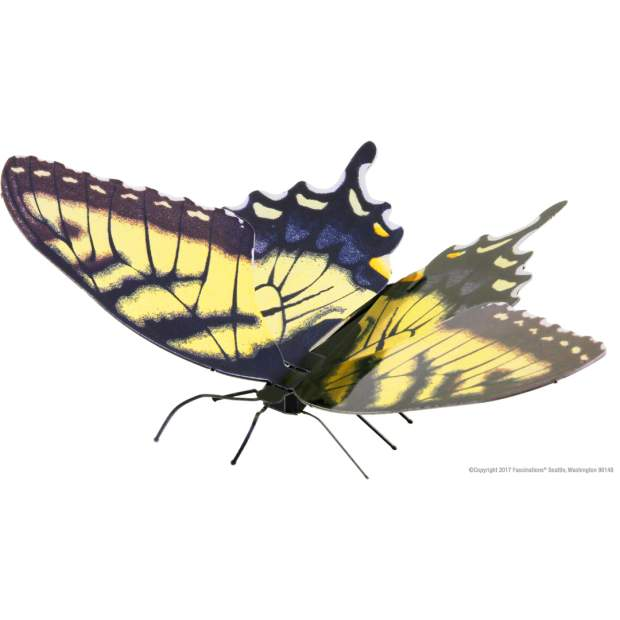 Metal Earth: Butterfly Tiger Swallowtail