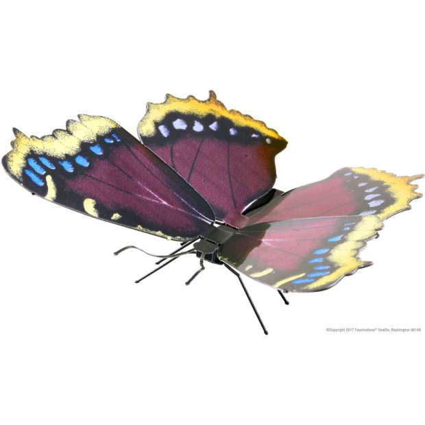 Metal Earth: Butterfly Mourning Cloak