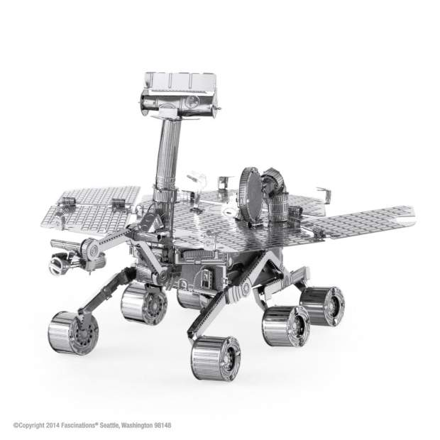 Metal Earth: Mars Rover