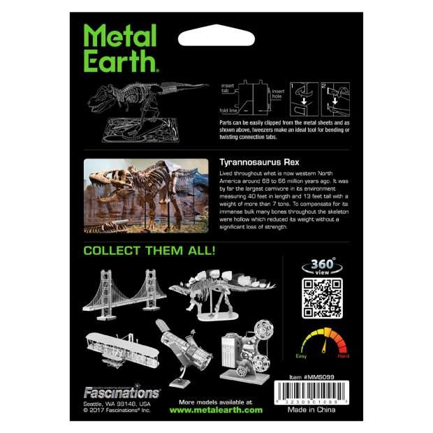 Metal Earth: Tyrannosaurus Rex