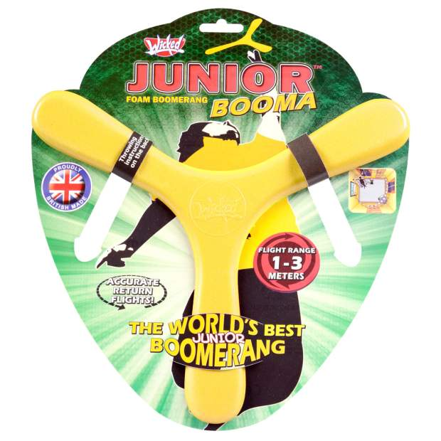 Wicked Boomerang: Junior Booma