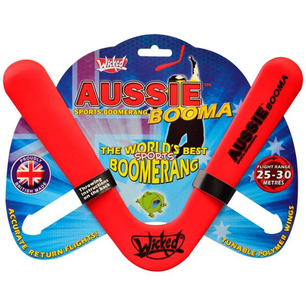Wicked Boomerang: Aussie Booma