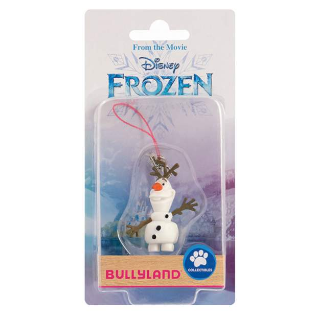WD Mini Olaf Key Ring