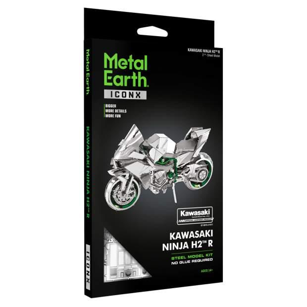 Metal Earth: Iconx Kawasaki Ninja Green