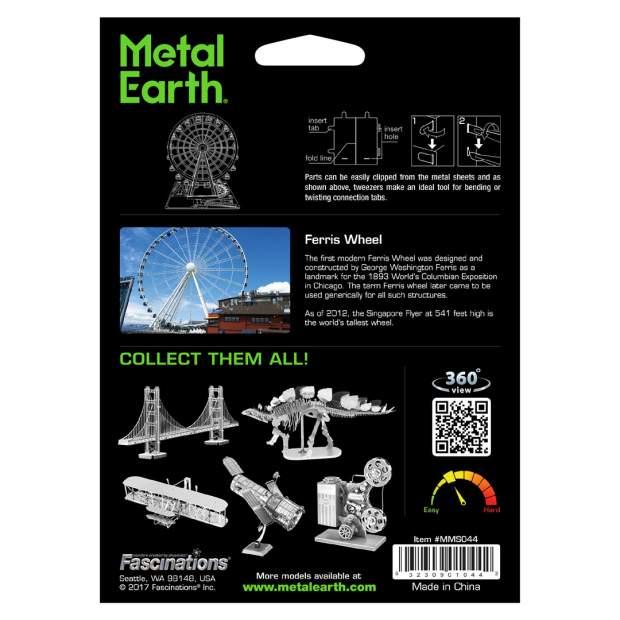 Metal Earth: Ferris Wheel