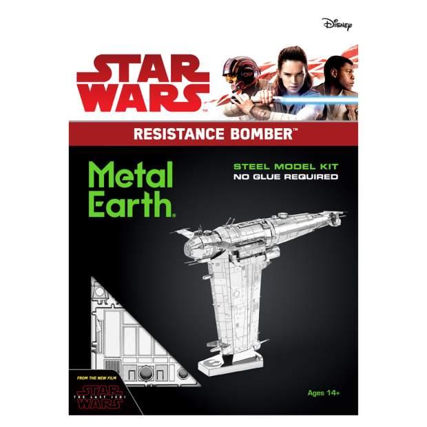 Metal Earth: STAR WARS EP 8 Resistance Bomber
