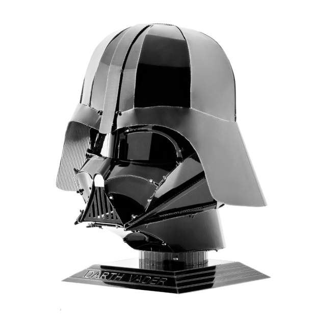 Metal Earth: STAR WARS HELMET Darth Vader