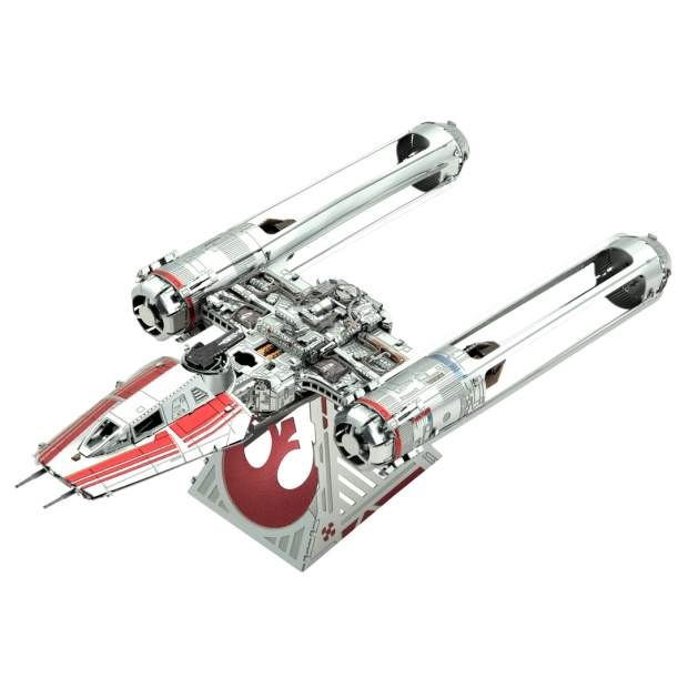Metal Earth: STAR WARS EP 9 Zorris Y-Wing Fighter