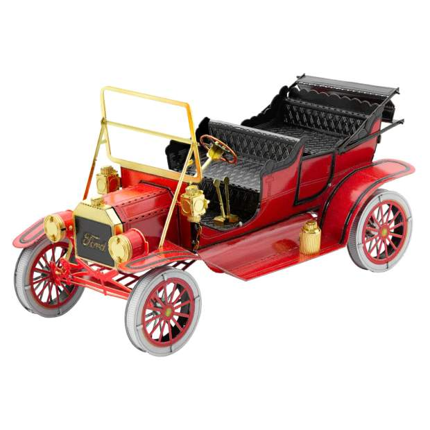 Metal Earth: 1908 Ford Model T (Red)