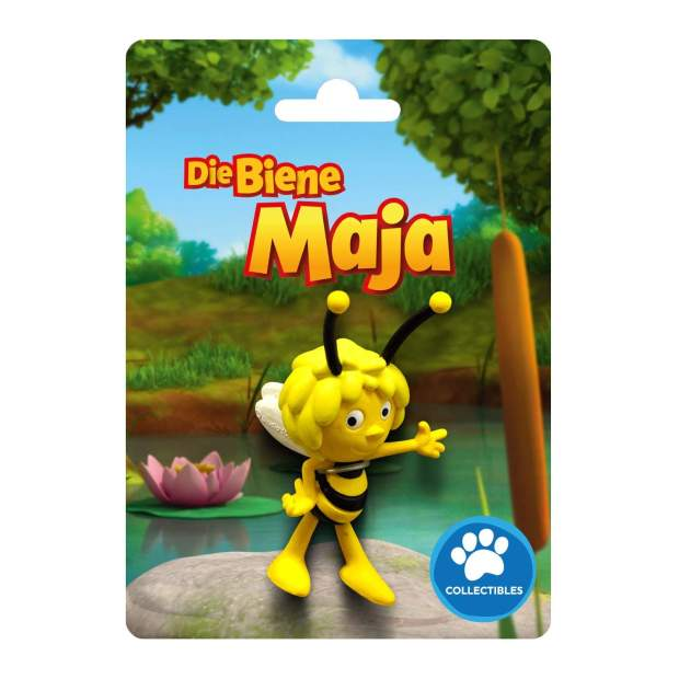 Maya the Bee on Card