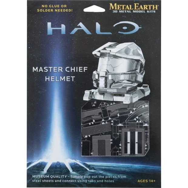 Metal Earth: HALO Master Chief Helmet