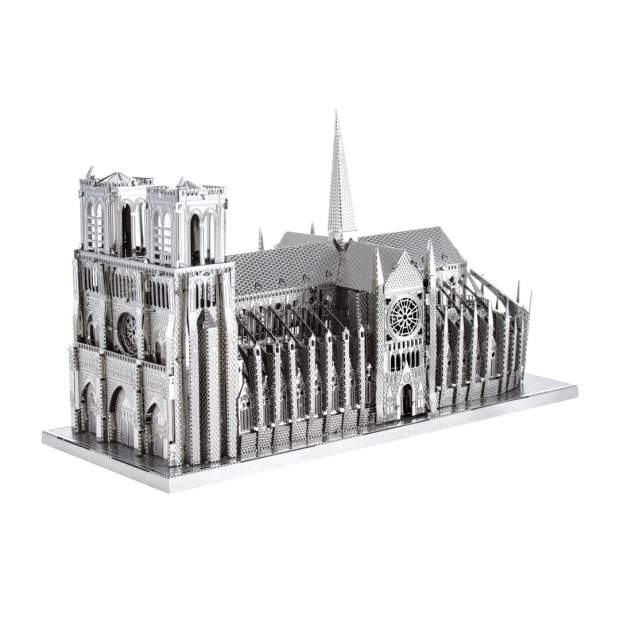 Metal Earth: Iconx Notre Dame
