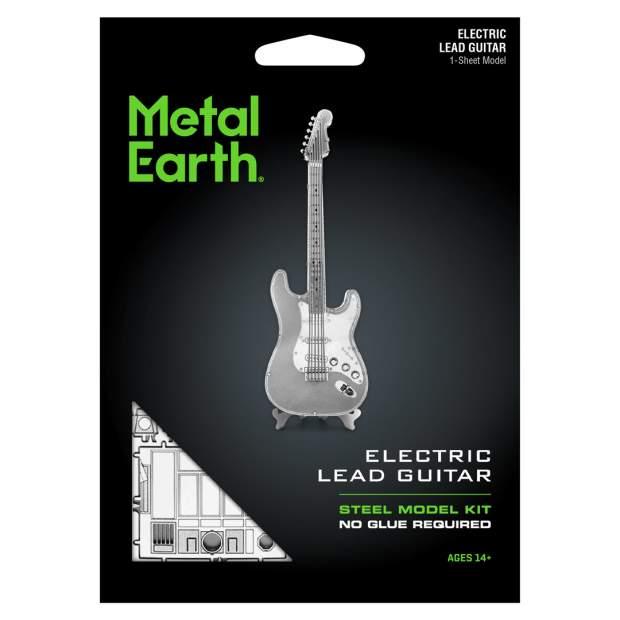 Metal Earth: Electric Lead Guitar