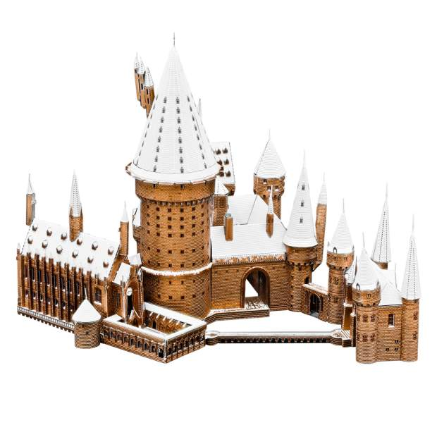 Metal Earth: Iconx Harry Potter - Hogwarts Castle in Snow