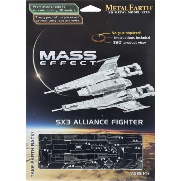 Metal Earth: Mass Effect SX3 Alliance Fi