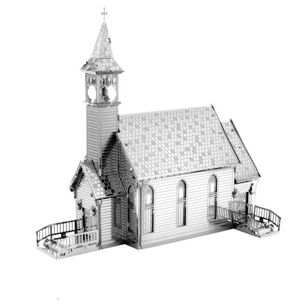 Metal Earth: Old Country Church