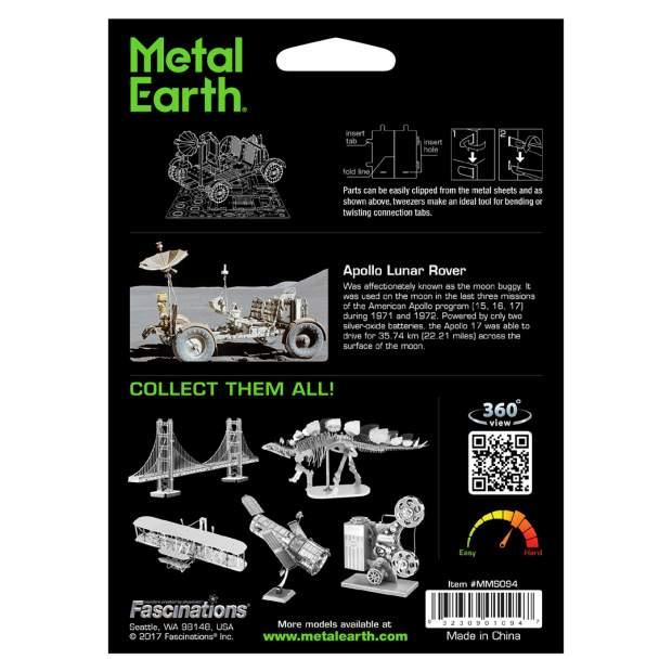 Metal Earth: Apollo Lunar Rover