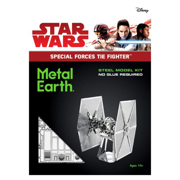 Metal Earth: STAR WARS EP 7 Spec. Forces TIE
