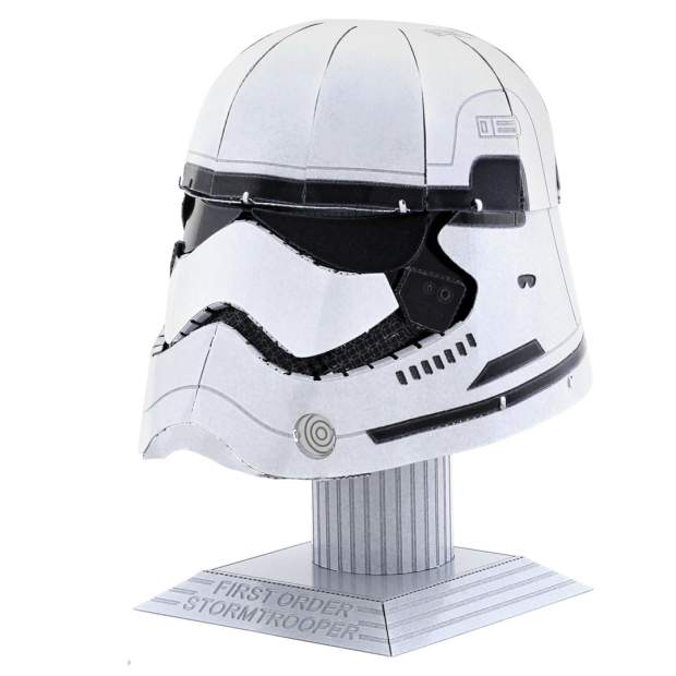 Metal Earth: STAR WARS HELMET Stormtrooper