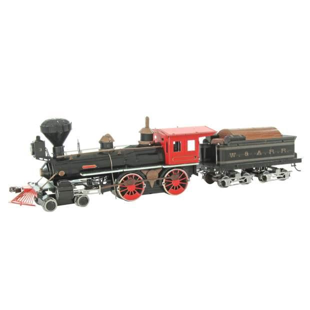 Metal Earth: Wild West 4-4-0 Locomotive