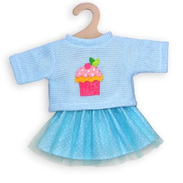 """Pullover und Tüllrock """"Cupcake"""", Gr. 35-45 cm"""