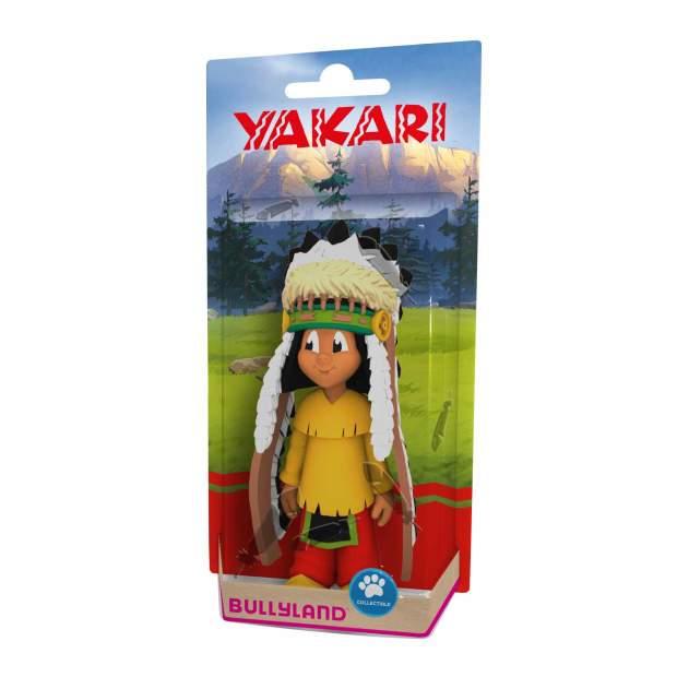 Yakari - Yakari mit Federschmuck