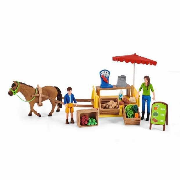 Mobiler Farm Stand