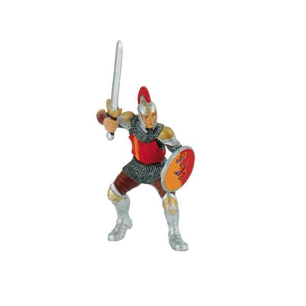 Schwertkämpfer rot