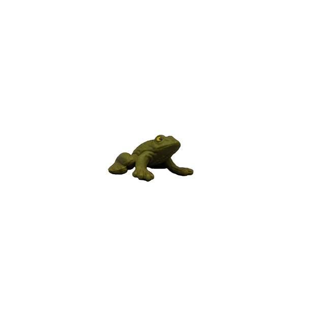 Micro Frosch grün