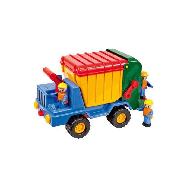 Lena - Große Robuste Müllwagen