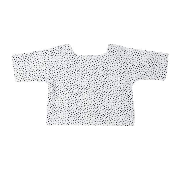 """Strampler mit T-Shirt """"Pinguin Pünktchen"""", Gr. 28-35 cm"""