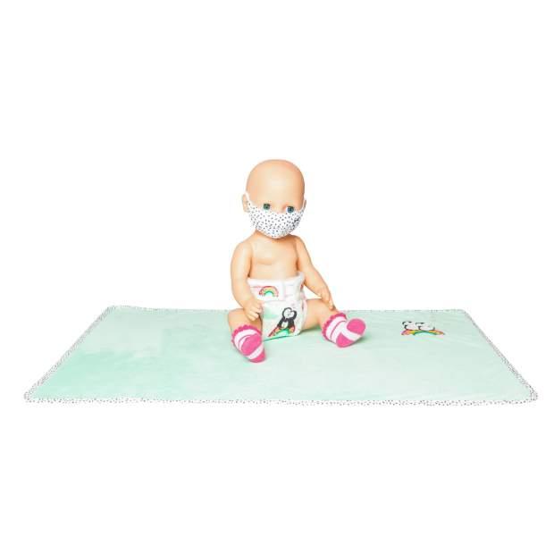 Alltagsmaske für Puppen, Gr. 28-35 cm